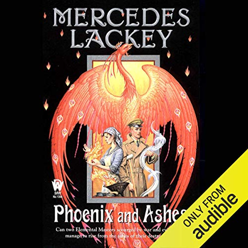 Phoenix and Ashes audiobook cover art
