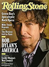 Rolling Stone May 14 2009 Bob Dylan's America (Green Day's Apocalyptic Rock Opera, Mike Tyson Repents, The Dirtiest Girl In Porn, Inside Obama's War Council)