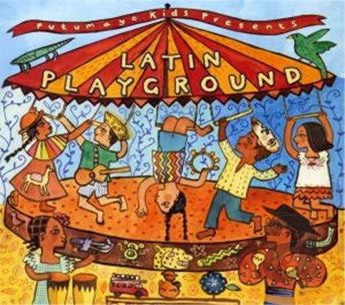 Latin Playground [Importado]