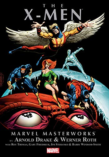 X-Men Masterworks Vol. 5 (Uncanny X-Men (1963-2011)) (English Edition)