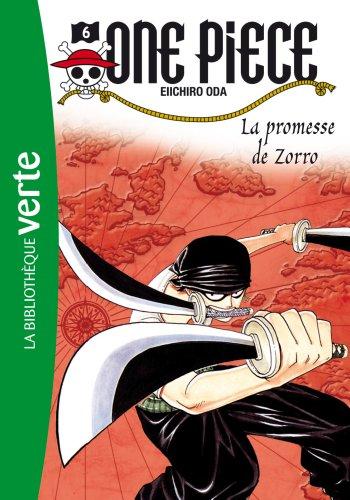 One Piece 06 - La promesse de Zorro