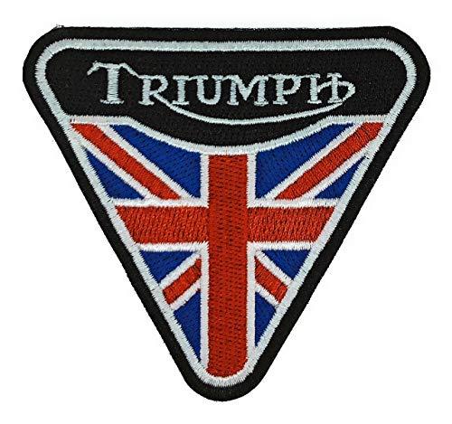 Parche Termoadhesivo Triumph 8cm