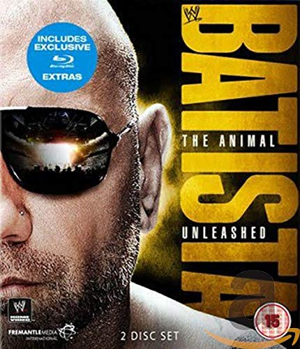 WWE: Batista - The Animal Unleashed [Blu-ray] [UK Import]