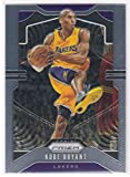2019-20 Prizm NBA #8 Kobe Bryant Los Angeles Lakers Official Panini Basketball Trading Card