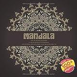 Libro de colorear para adultos Mandala - Lo que se apodera de la imaginacion, como la belleza, debe ser verdad, ya sea que exista antes o no
