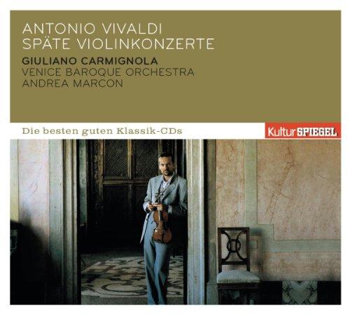 KulturSPIEGEL - Die besten guten Klassik-CDs: Antonio Vivaldi - Späte Violinkonzerte