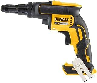 Dewalt DCF622N-XJ Self Drilling TEK Screwdriver Bare Unit, 18 V, Yellow/Black