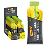 PowerBar PowerGel Original Green Apple 24x41g - High Carb Energie Gel + C2MAX...