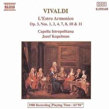 Vivaldi: L' Estro Armonico, Op. 3
