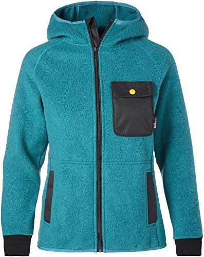Cotopaxi Cubre Hooded Full-Zip - Women's Evergreen Small