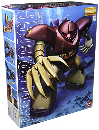 MSM-03 Gogg GUNPLA MG Master Grade Gundam 1/100