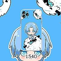 SK∞ エスケーエイト スマホケース ガラスケース スマホカバー 新型 知念 実也 喜屋武暦 MIYA(ミヤ) 馳河ランガ Iphone 7/8/SE2 Iphone11 Iphone11pro Iphone11pro max Iphone12 mini Iphone12/Iphone12pro Iphone X/XS Iphone XR 個性 アイデア 携帯電話 保護ケース フォンケース アニメ 漫画 薄型 耐衝撃 多機種 擦り傷防止 レンズ保護 (H,Iphone XR)