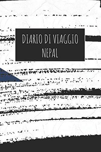 Diario di Viaggio Nepal: 6x9 Diario di viaggio I Taccuino con liste di controllo da compilare I Un regalo perfetto per il tuo viaggio in Nepal e per ogni viaggiatore