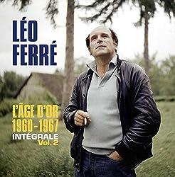 Intégrale 1960 - 1967 / L'Âge d'or [ Coffret 16CD Digipack - Tirage Limité]