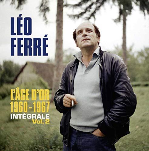 Intégrale 1960 - 1967 / L\'Âge d\'or [ Coffret 16CD Digipack - Tirage Limité]