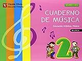 Cuaderno De Música 2 (+CD) - 9788468214177