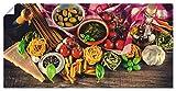 Artland Poster Kunstdruck Wandposter Bild Wanddeko 100x50