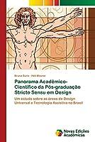 Panorama Acadêmico-Científico da Pós-graduação Stricto Sensu em Design