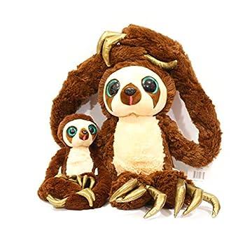 Geagle Belt Sloth Plush Animal Home Decor Decoration Soft Kids Adult  Sloth Plush  Small