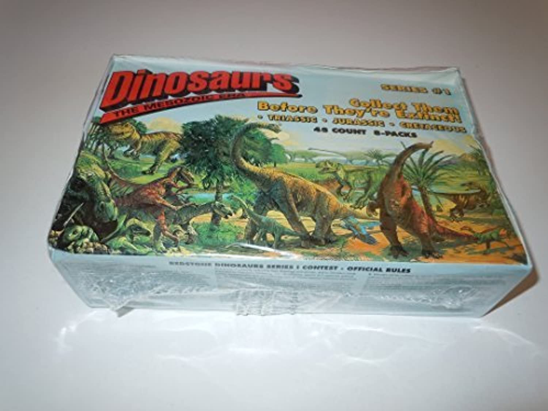 alto descuento Dinosaurs the Mesozoic Era - Series Series Series  1 - Trading Coched Box by rojostone Marketing by rojostone Marketing  tienda en linea