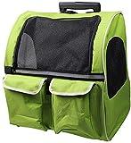 DGHJK Pet Carrier Bag, Cinque Passeggino per Cani Grandi Leggero Portatile Compatto Pratico per Cani...