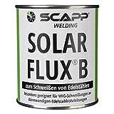 SCAPP Welding SOLAR FLUX Formierpaste Typ B (für legierte Stähle und Edelstähle), Dose zu 450 g