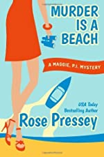 Murder is a Beach (Maggie, PI Mysteries Book 2)