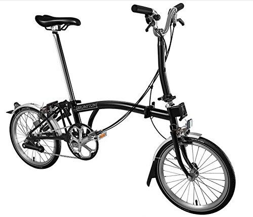 Brompton M6l 2017Noir Vélo pliable