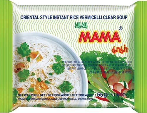 Mama Fideos De Arroz Vermicelli 55 g