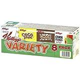 Kellogg's Variety 8 Pack 202g - verschiedene Portionspackungen