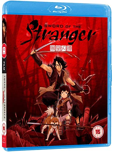 Sword of the Stranger - Standard BD [Blu-ray]