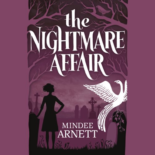 The Nightmare Affair audiobook cover art
