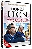 Donna León: Dejad que los niños se acerquen a mí [DVD]