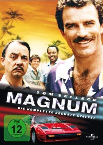 Magnum - Die komplette sechste Staffel (5 DVDs)
