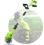 Best Garden Tillers - DDLL Tiller Rotavator Cordless, 20V Portable Electric H Review