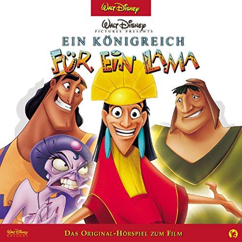 Ein Königreich für ein Lama (Das Original-Hörspiel zum Film)