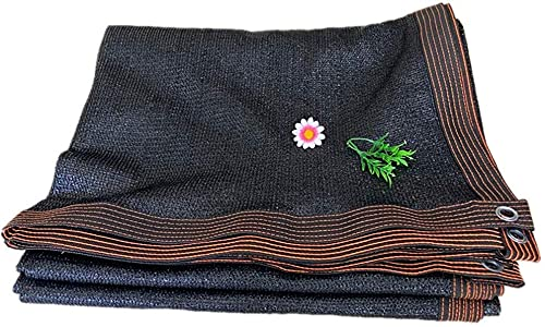 ZXCVB Tela de protección Solar Tela Shade Shade Red 80% Tasa de sombreado Utilizada para la Planta de Flores de jardín de Invernadero Mantiene la Planta de secarse en un día caluroso | Paño de Sombra