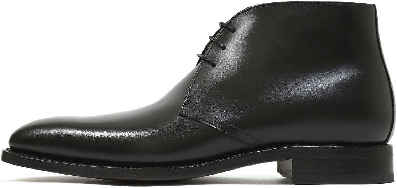 Berwick Berwick Berwick 1707 M än Chukka 910 Goodyear Welted Leather Ankle Boots M 31  nya exklusiva high-end