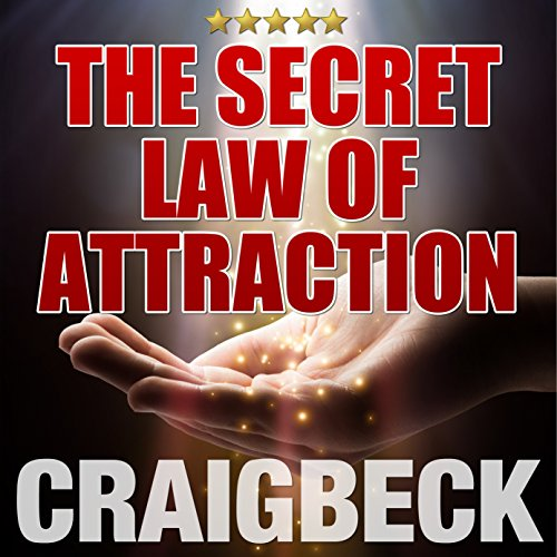 The Secret Law of Attraction audiobook cover art