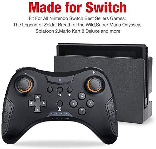 Manettes jeu PC-Joystick, manette commanclavier à double vibration Manette jeu, manette jeu sans fil pour manette jeu, manette jeu sans fil, combiné pour manette jeu à chargement rapide, manette PS