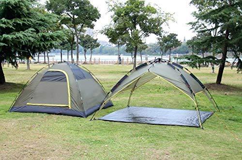 MIRAGE Buiten tent Buiten Camping drie tenten outdoor camping relief tent winddicht Vierpersoons automatische snelkoppeling Open Familietent 230 * 210*h140cm