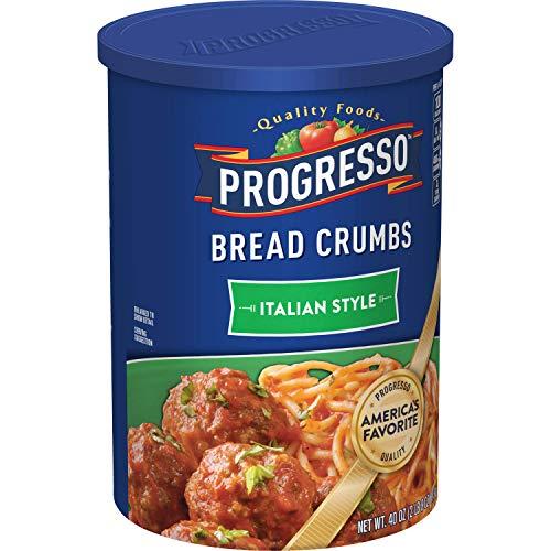 Progresso, Italian Style Breadcrumbs, 40 oz (Pack of 3)