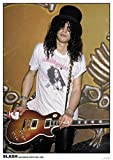 Guns N' Roses Poster Slash San Diego State 1988 (59,5cm x