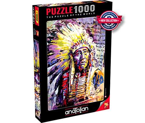 Anatolian Puzzle Şef Seattle 1000 Parça