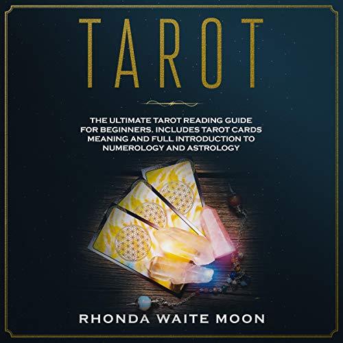 Tarot By Rhonda Waite Moon Audiobook Audible Com