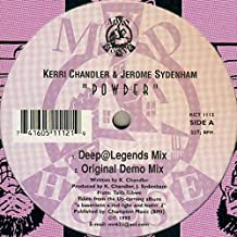 Jerome Sydenham And Kerri Chandler - Powder - Madhouse Records, Inc. - KCT 1112