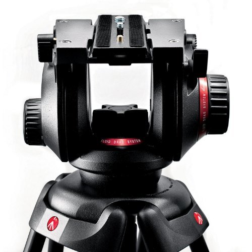 Manfrotto Stativ Kit 504HD 546BK - 2