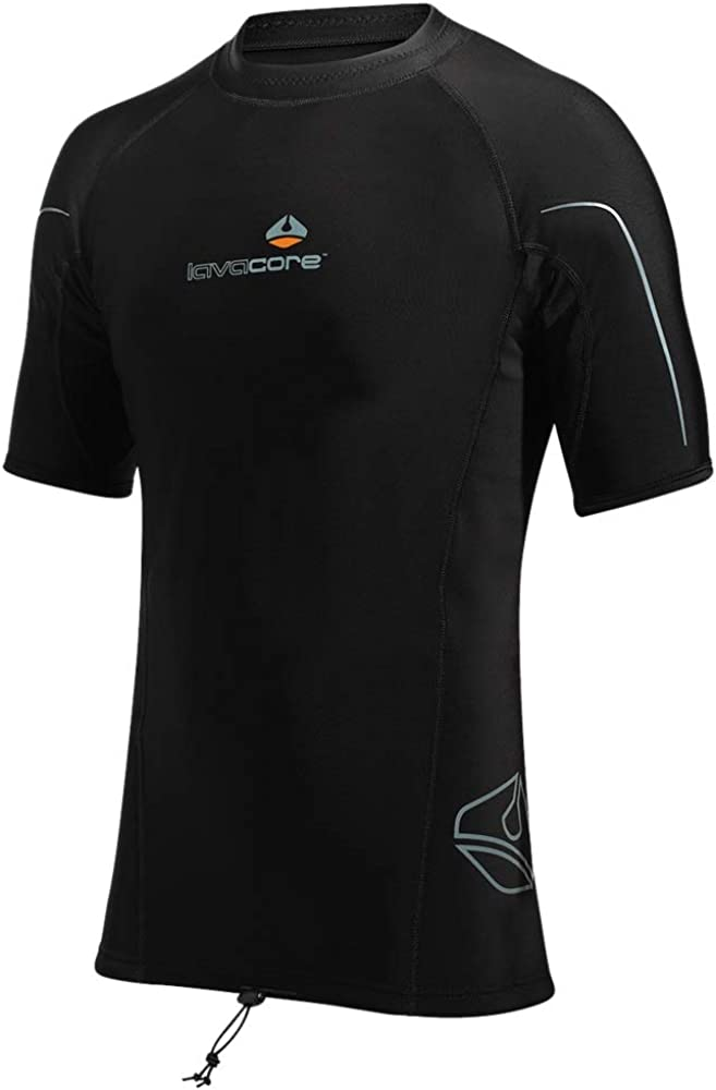 Oceanic Lavacore Men's Scuba Short-Sleeve Spring new work and Diving Snorkeling Super beauty product restock quality top