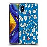 Head Case Designs sous Licence Officielle NFL Empreinte d'animal léopard Detroit Lions Art Coque en...