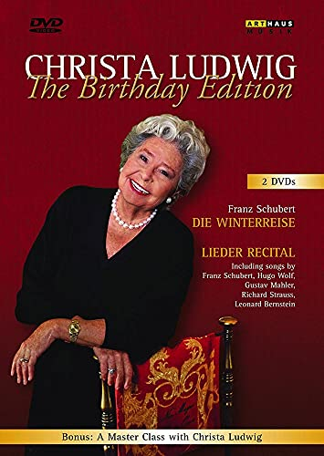 Christa Ludwig - The Birthday Edition [2-DVDs]